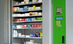 Лекарства в Москве будут продавать в автоматах