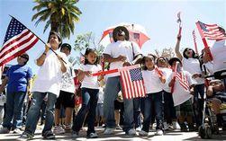 противники иммиграционного закона