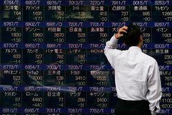 торги на Токийской бирже