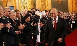 Инаугурация Владимира Владимировича Путина
