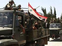 Власти Сирии
