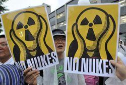 Отказ от атомной энергетики