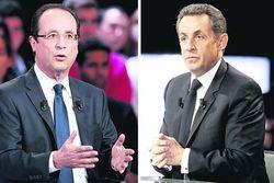 Во 2-й тур президентских выборов во Франции выходят Саркози и Олланд