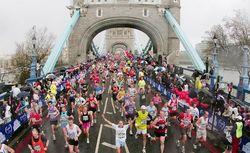 Во время забега скончалась одна из участниц Лондонского марафона