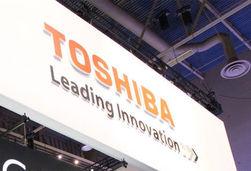 Прибыль Toshiba