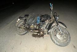 Водитель сбил мотоциклиста