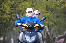 Водители мопедов и скутеров