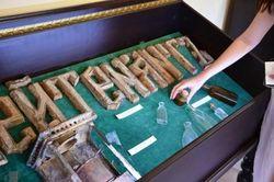 Выставка подводных артефактов