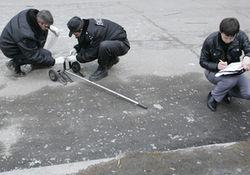 Взрыв на Прикарпатье