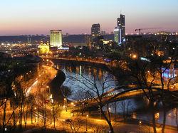 Вильнюс назван самой криминальной столицей ЕС