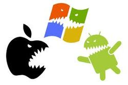 Microsoft: обогнала по популярности Apple iOS