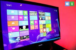 СМИ: в снижении продаж ПК может быть виновата Windows 8