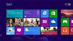 Обновление к Windows 8 Blue