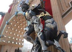 В Китае геймеры смогут гулять по тематическому парку игры World of Warcraft