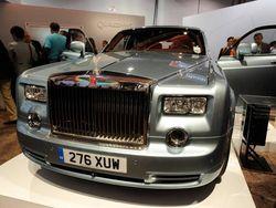 Rolls-Royce может превратить Wraith в кабриолет