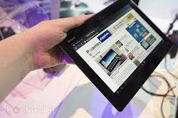 Ультратонкий планшет Xperia Tablet Z