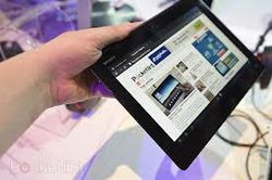 Sony Xperia Tablet Z появится в Японии с 22-го марта