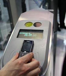 оплата проезда в метро