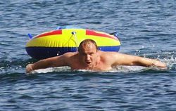 Украинец переплыл Средиземное море