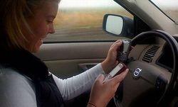 Запрет на мобильники за рулем
