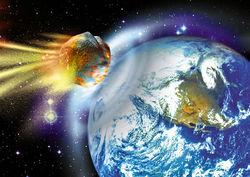 Земное притяжение изменило орбиту астероида