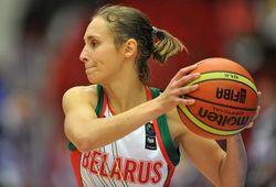 Женская сборная Беларуси по баскетболу проиграла Израилю