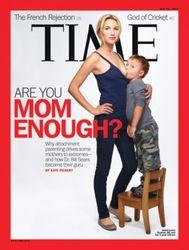 Журнал Time раскритиковали