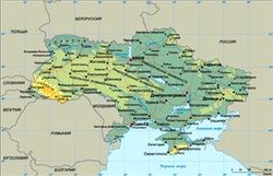 Где в Украине будет минус 19 градусов?