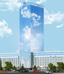 140-метровому небоскребу в Петербурге быть?