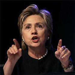 За что Хиллари Клинтон раскритиковала телеканалы США?
