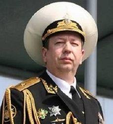 Кто стал новым командующим Черноморского флота России?