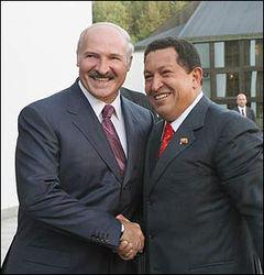 Лукашенко поздравил лидера братского народа?