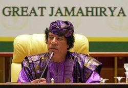 Каддафи ни за что не сдаст власть и страну?