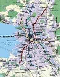 В Петербурге появится кольцевая линия метро?