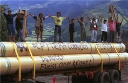 Chevron отказался платить за экологию