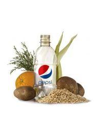 Пепси-кола делает бутылки из кукурузы?