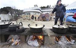 Как мошенники увели пожертвования для Японии?