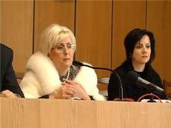 За что мэр Славянска начала обзывать журналистов?