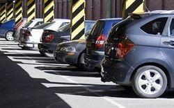 При въезде в Москву автомобили будут «перехватывать» на парковках?