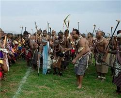 Под монархом Свазиленда зашатался трон