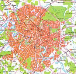 Территорию Москвы изменили?