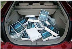 События в Японии повлияют на продажи iPad 2?