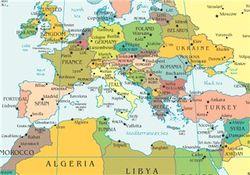 Во что пообещал превратить Средиземноморье Каддафи?