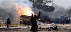 Каддафи прекращает боевые действия?