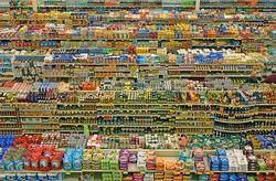 Как в Германии из-за паука на трое суток закрыли гипермаркет?