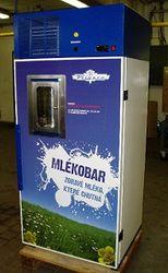 В Киеве можно купить молоко в автомате?