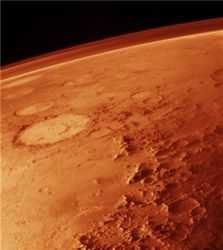 Жизнь на Земле зародили марсиане