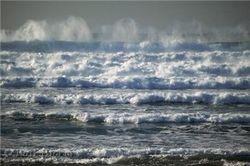 Что происходит с волнами мирового океана?