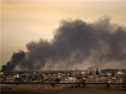 Коалиция помогает повстанцам продвигаться на Триполи?