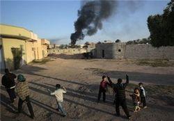 Коалиция наметила новые цели в Ливии?
